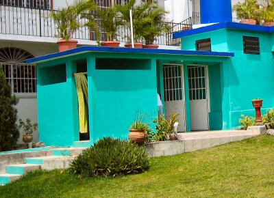 Casita Carolina Bath house